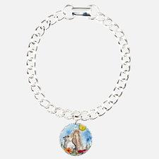 Whimsey Charm Bracelet, One Charm