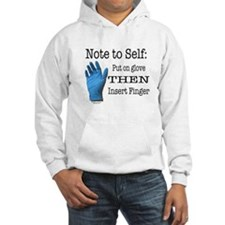 Note to Self Hoodie