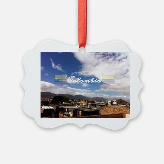 Rooftop Bogota Ornament