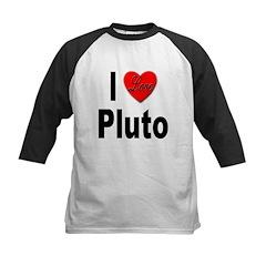 I Love Pluto Tee