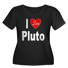 I Love Pluto (Front) T