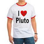 I Love Pluto Ringer T