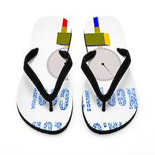H.V.A.C. techs keep it cool Flip Flops