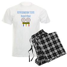 Refrigeration techs keep it c Pajamas