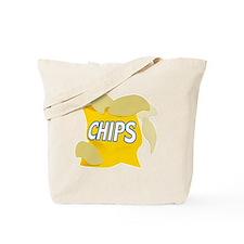 bag of potato chips Tote Bag
