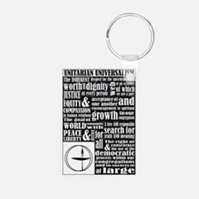 Unitarian Universalist Pri Keychains