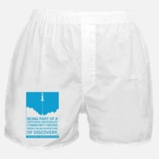 UU Community Means Discovery Boxer Shorts