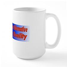 Fox News: Your Alternative to Reality Mug