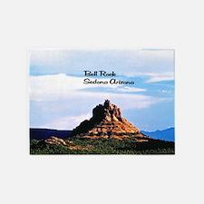 Bell Rock Sedona  5'x7'Area Rug