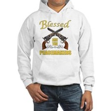 Blessed Are The Peacekeepers Hoodie