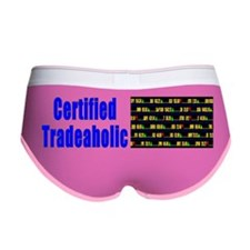 Certified tradeaholic Women's Boy Brief