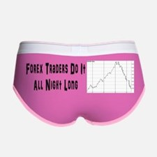 Forex traders do it all night lo Women's Boy Brief