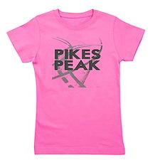 Pikes Peak  2800 x 2800 copy Girl's Tee