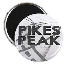 Pikes Peak  2800 x 2800 copy Magnet
