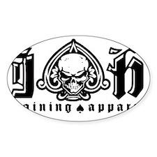 Iron House King Logo Decal