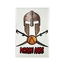 Spartan Molon Labe Rectangle Magnet