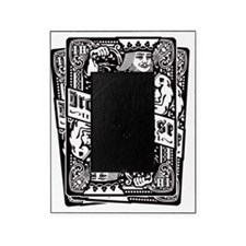 Iron House King Picture Frame