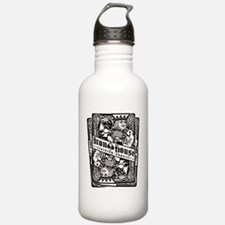 Iron House King Water Bottle