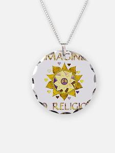 Imagine No Religion Necklace