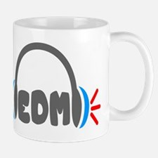 EDM - Headphones Shirt Mug