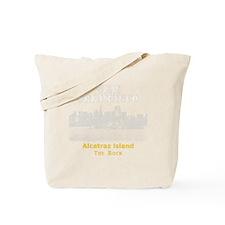 SanFrancisco_10x10_v3_AlcatrazIsland Tote Bag