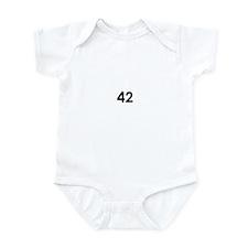 42 Infant Bodysuit