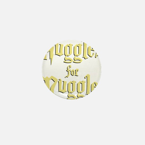 Hufflepuff Huggles Mini Button