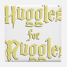 Hufflepuff Huggles Tile Coaster