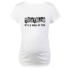 Triathlon it is a way of life Shirt