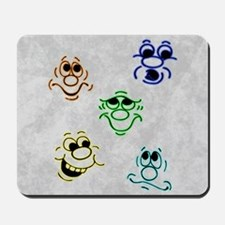Funny Emotion Mousepad