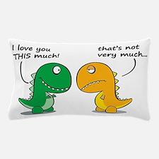 Cute Dinosaurs Pillow Case