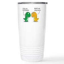 Cute Dinosaurs Thermos Mug