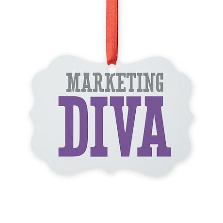 Marketing DIVA Picture Ornament