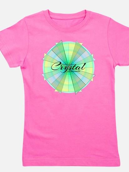 Crystal Illumination Girl's Tee
