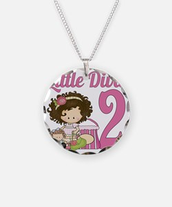 Little Diva is 2 Necklace