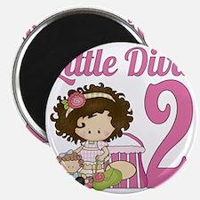 Little Diva is 2 Magnet