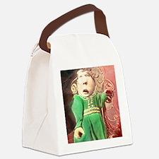 distort 1 Canvas Lunch Bag