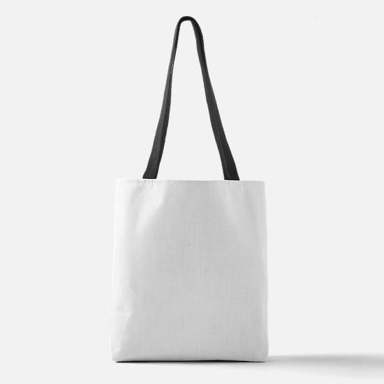 Nurse Is A Tough Job Polyester Tote Bag