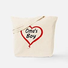 OMAS BOY Tote Bag
