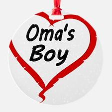 OMAS BOY Ornament