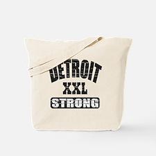 Detroit Strong Tote Bag