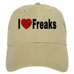 I Love Freaks Cap