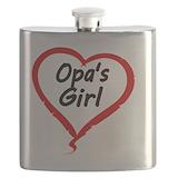Opa's girl Flasks
