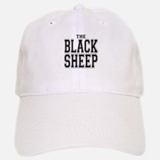 The Black Sheep Baseball Baseball Cap
