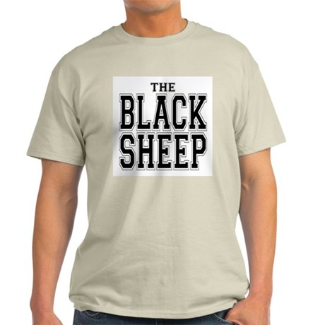 The Black Sheep Light T-Shirt