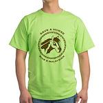 Ride A Malaysian Green T-Shirt