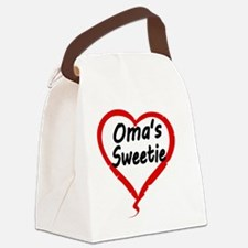 OMAS  SWEETIE Canvas Lunch Bag