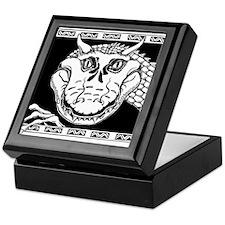 Smiling Dragon Keepsake Box