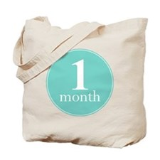 1 Month Tote Bag