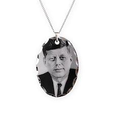 John F. Kennedy Necklace